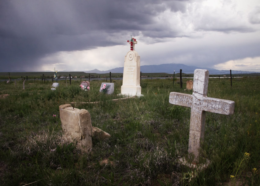 Southeast Colorado Cemetary