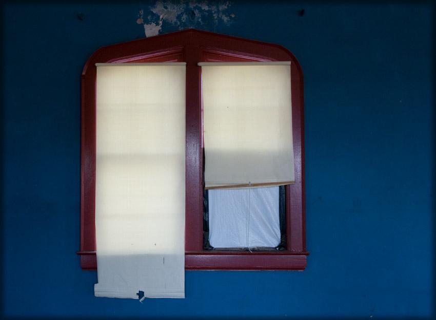 Blue Window Study