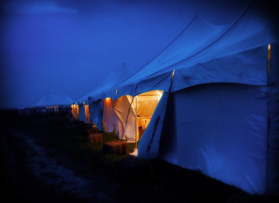 Symphony Tent – Nightfall