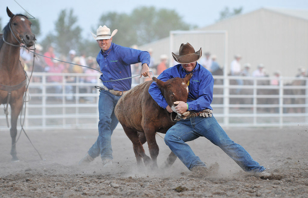 Ranch Rodeo 2012