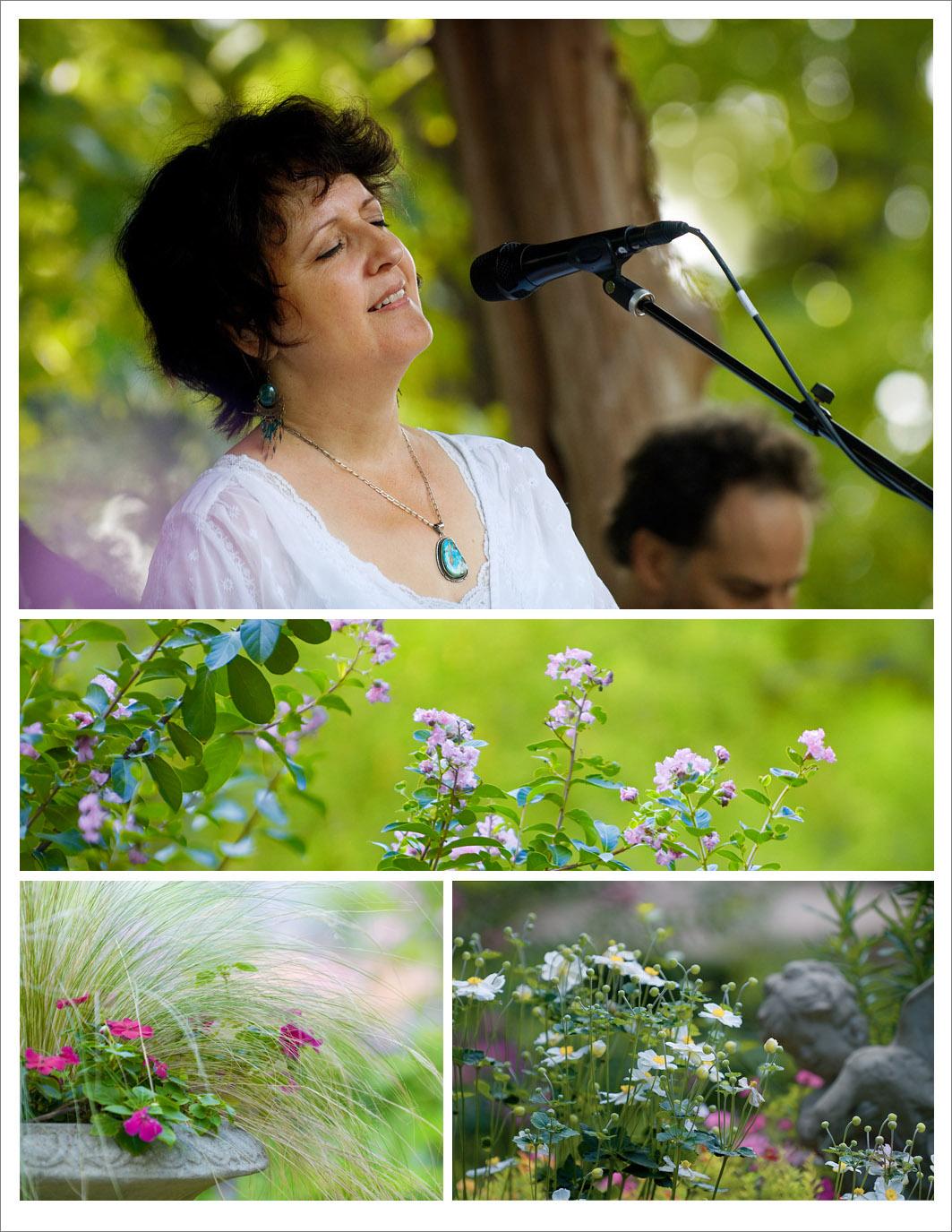 Kelley Hunt at the Bartlett Arboretum