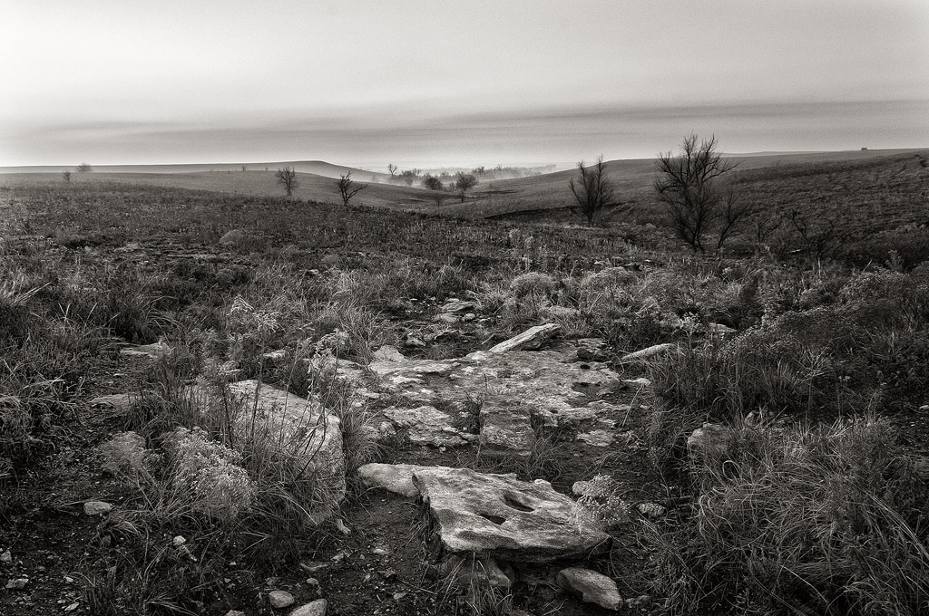 Limestone Trail, Winter