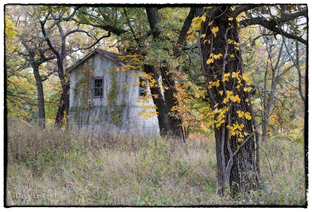 Pump House – Autumn