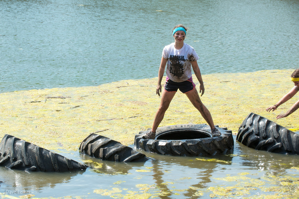 Nitty Gritty Dirt Dash – Final Obstacle #3