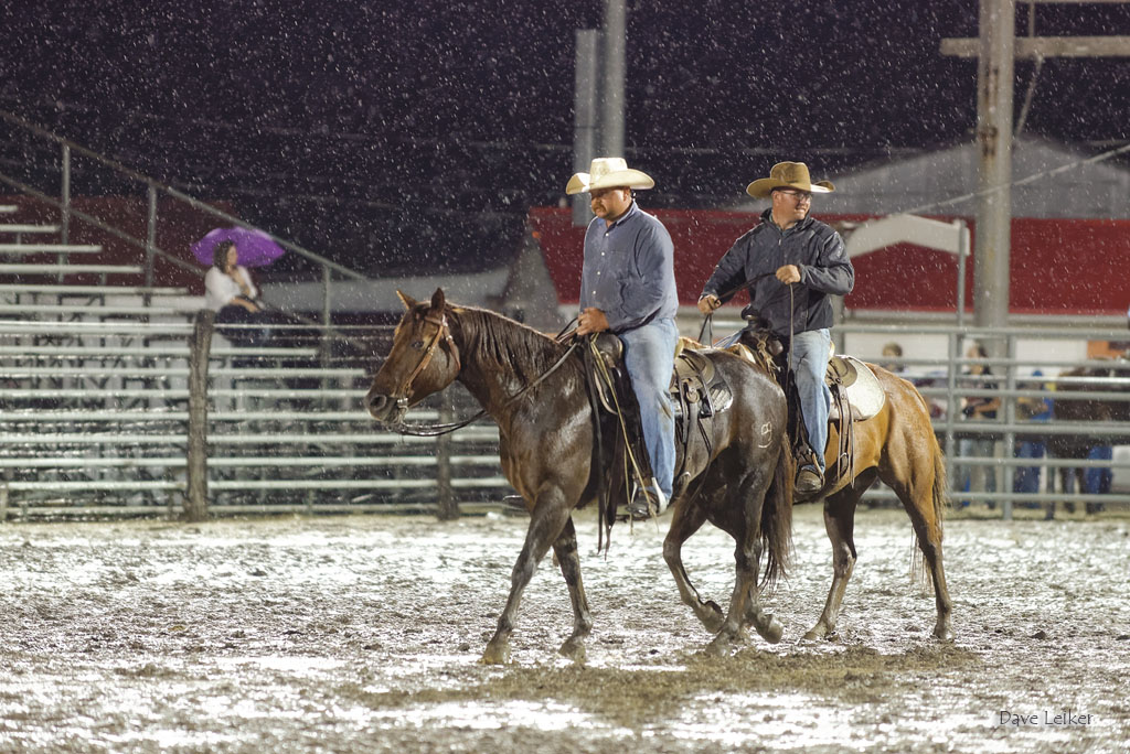 Rodeo in the Rain 1