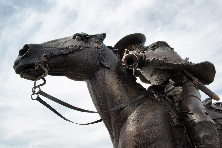 Buffalo-eye View of Buffalo Bill