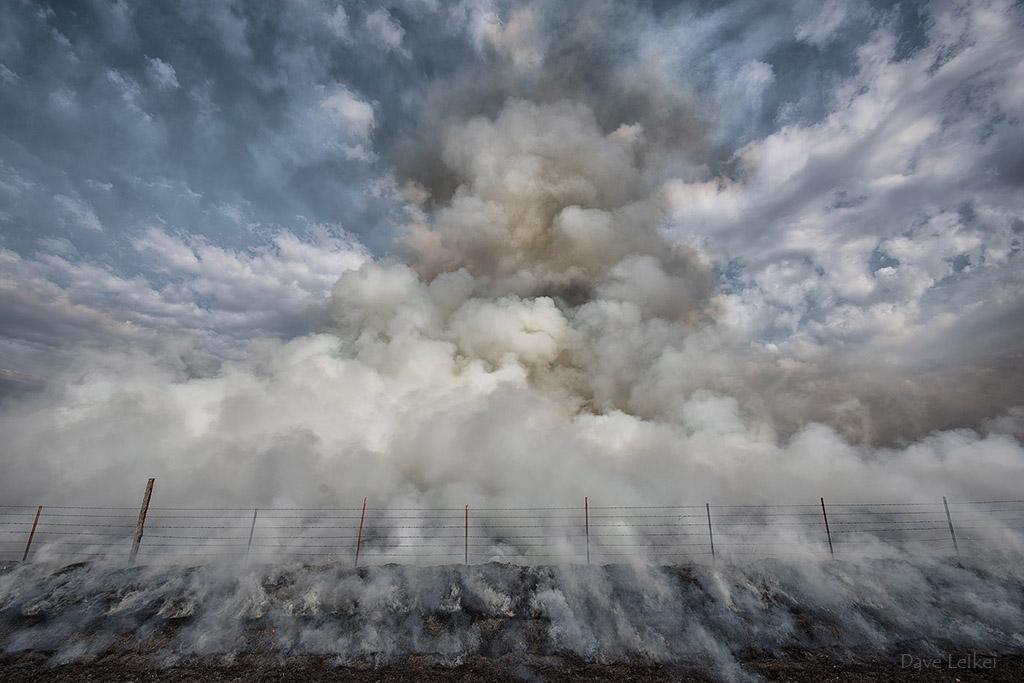 Prairie Burn – the Smoke
