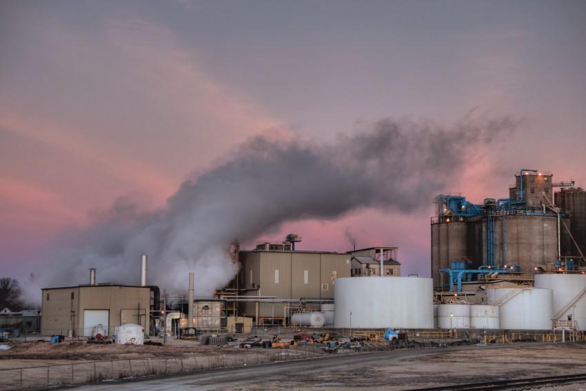 Kansas Industry – Bunge Corporation