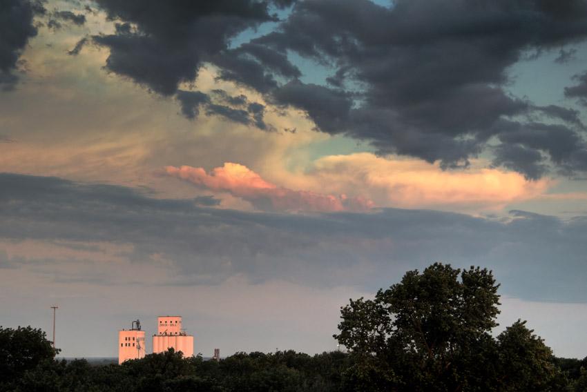 West Kansas Sky