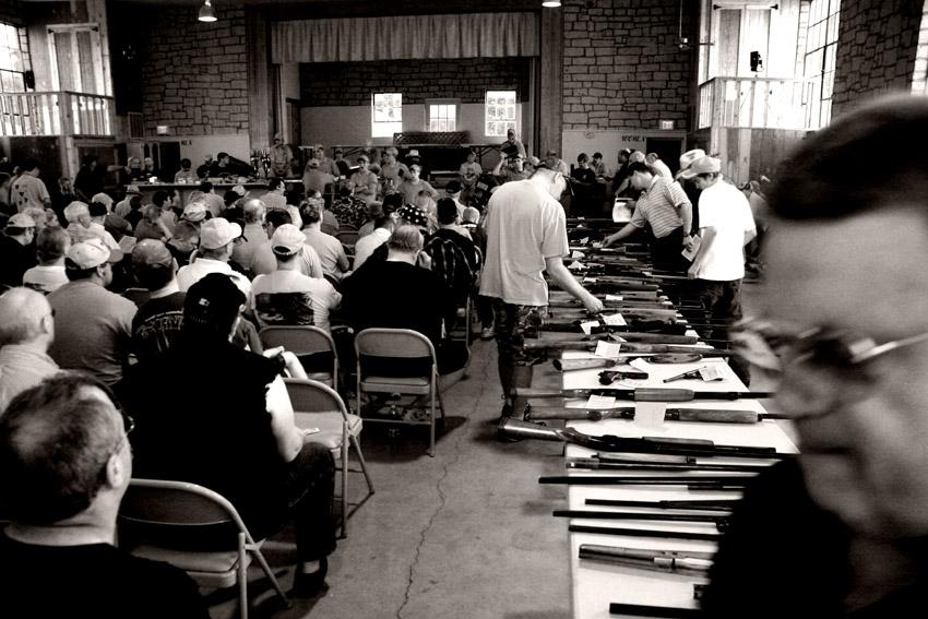 Gun & Knife Auction