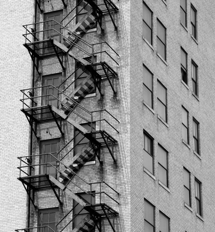 Escheresque Stairway