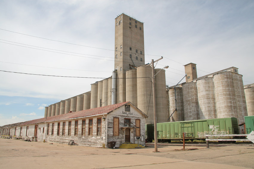 Old Salina Flour Mills