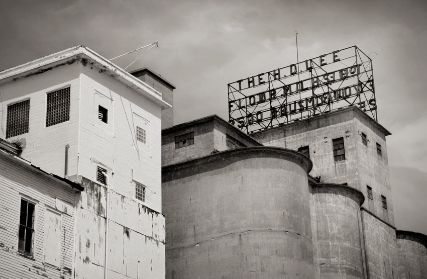 The H. D. Lee Flour Mill