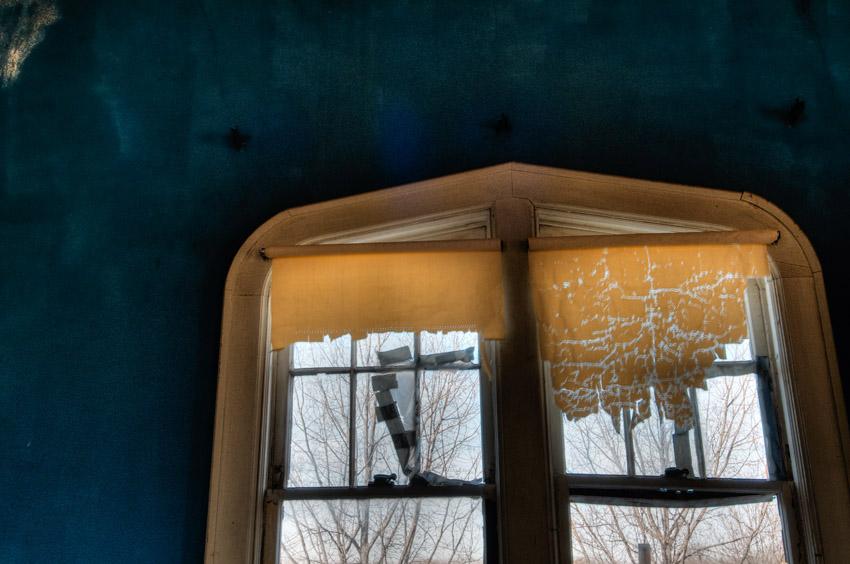 Turquoise Window Study