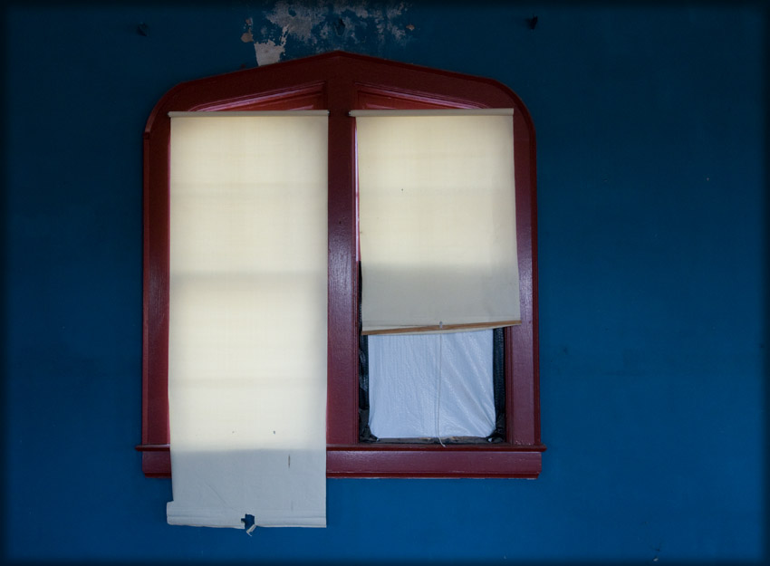 Blue Window Study