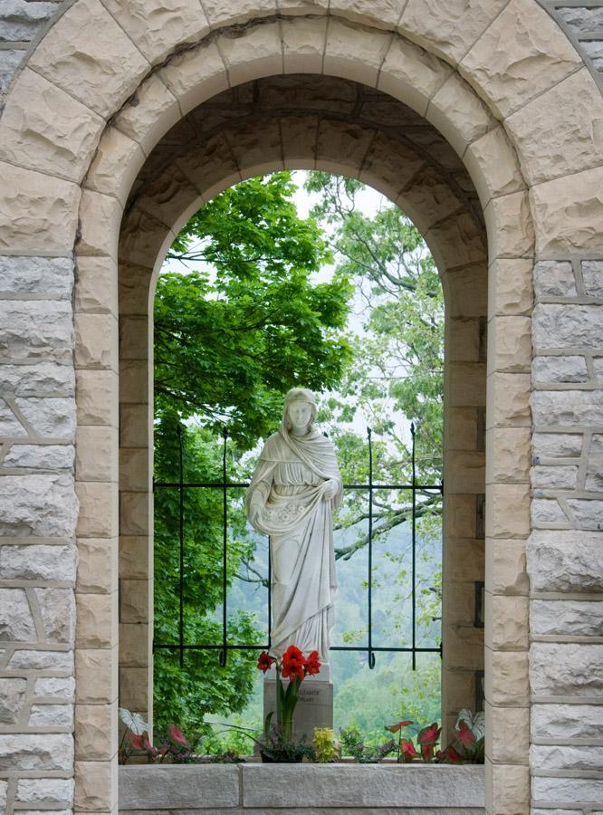 St. Elizabeth Statue
