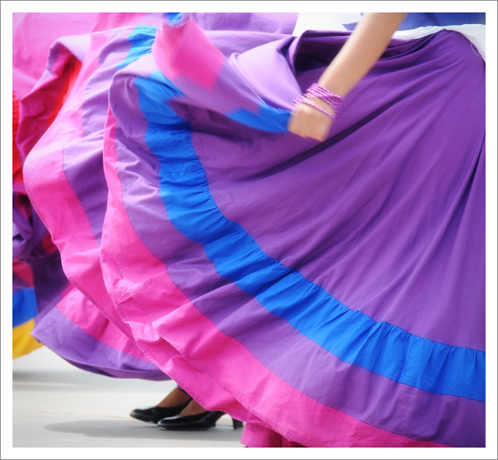 Fiesta Colors
