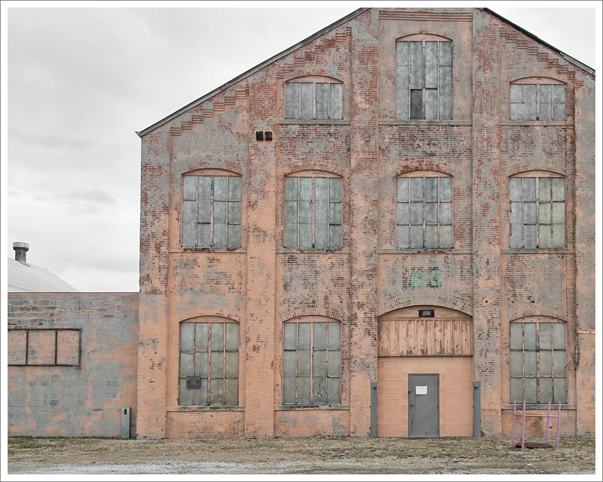 Industrial Building – Chanute
