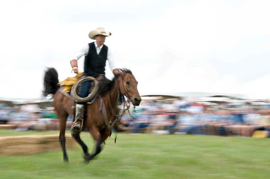 Ranch Horse Demonstration