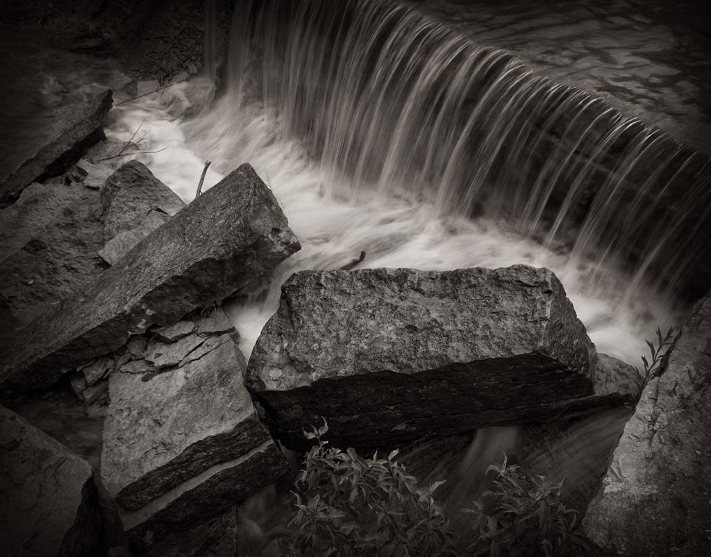 Water and Stones – Chase County Lake