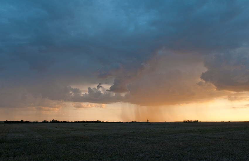 Rain Shower – Morris County #9286