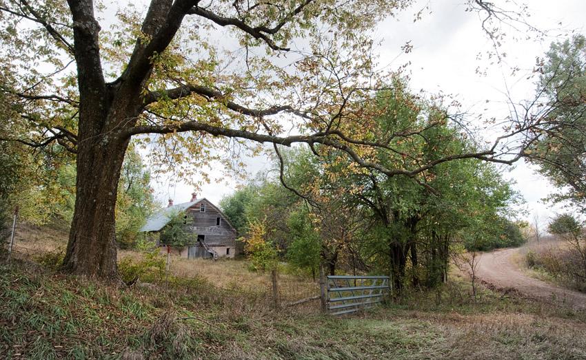 Marshall County Barnyard #1