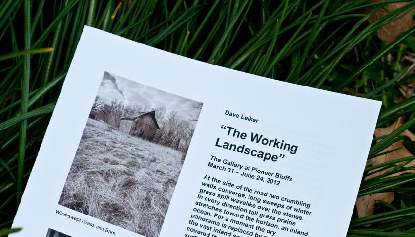 A Working Landscape