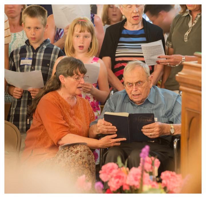 Closing Ceremony – Bergthal Mennonite Church