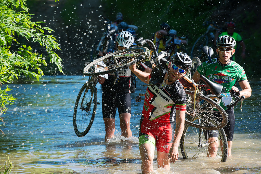 Dirty Kanza 200 – Low Water Crossing