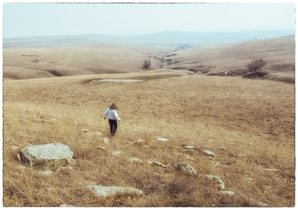 Walking in the Flint Hills