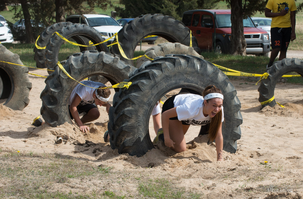 Nitty Gritty Dirt Dash – Tiresome Obstacle