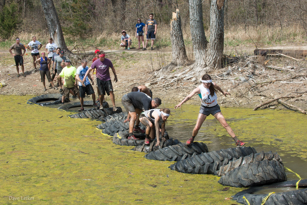 Nitty Gritty Dirt Dash –  Final Obstacle #1