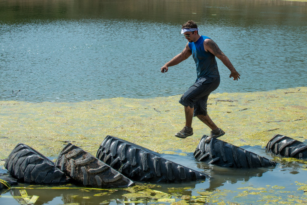 Nitty Gritty Dirt Dash – Final Obstacle #5
