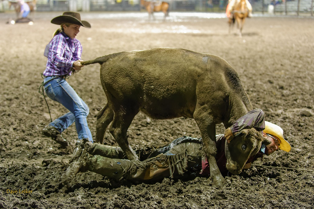 A Battle of Wills #2 – Strong City Rodeo