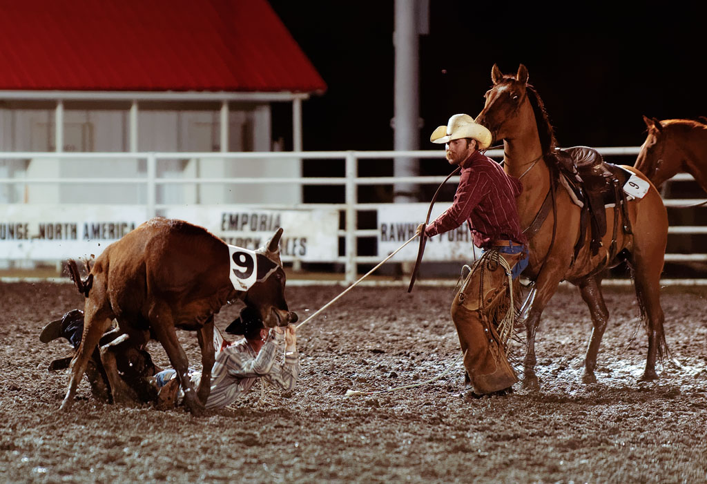 Rodeo in the Mud #2