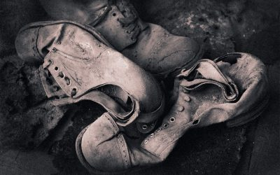 Aging shoes